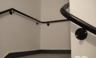 Corrimão Escadaria De Emergência.